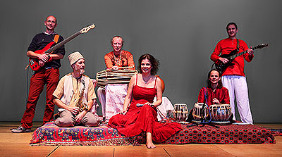 Raviindra New Space Ensemble